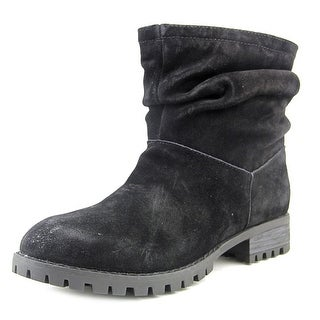 Chinese Laundry Flip   Round Toe Synthetic  Boot