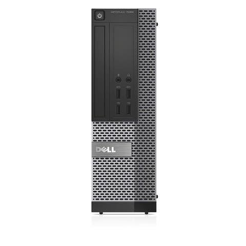 Dell Optiplex 7020 SFF Refurbished PC - Intel Core i5 4690 4th Gen 3.50 GHz 8GB 500GB HDD DVD-RW Windows 10 Pro 64-Bit