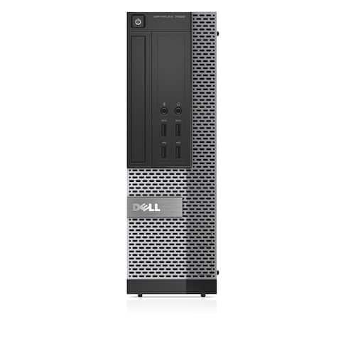 Dell Optiplex 7020 SFF Refurbished PC - Intel Core i5 4690 4th Gen 3.50 GHz 8GB 500GB HDD Windows 10 Pro 64-Bit