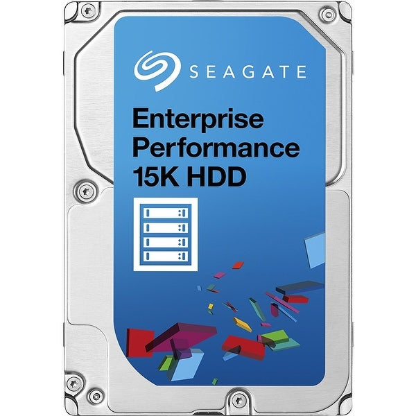"Seagate St300mp0006 300Gb Enter Perform 15000 Rpm 256Mb 2.5"" Internal Hard Drive"