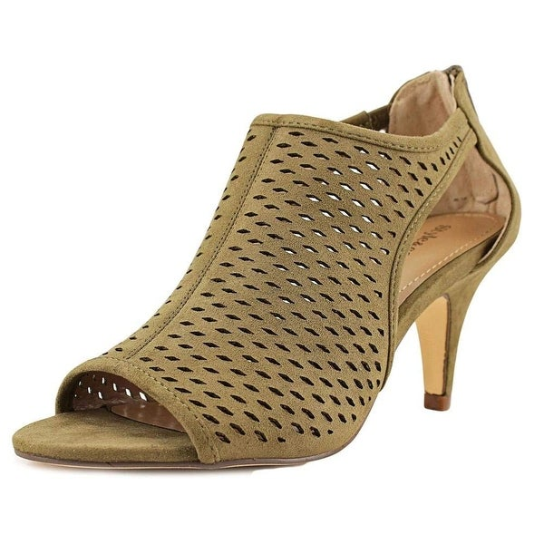 Style & Co. Womens Haddiee Open Toe Classic Pumps