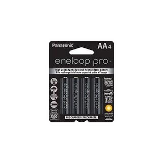 Panasonic Eneloop Pro AA Size NiMH Rechargeable Battery BK-3HCCA4BA