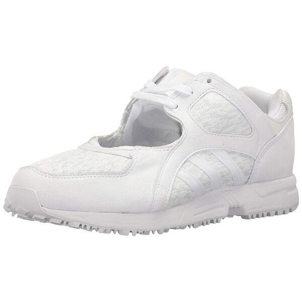 a5c36261a7c2 Shop adidas Originals Women s EQT Racing 91 Fashion Sneaker - 9.5 ...