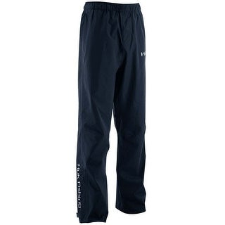 Huk Men's Performance Packable XX-Large Navy Packable Fishing Rain Pants