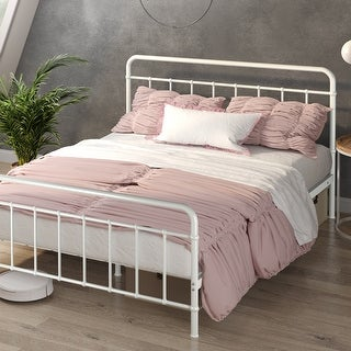 Link to Priage by ZINUS Metal Platform Bed Frame Similar Items in Bedroom Furniture