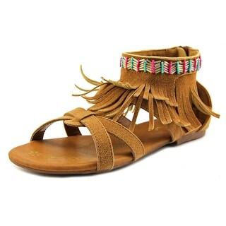 Rampage Girls Dakota Open Toe Synthetic Gladiator Sandal