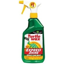 Turtle Wax T136R Express Shine Spray Car Wax, 16 Oz