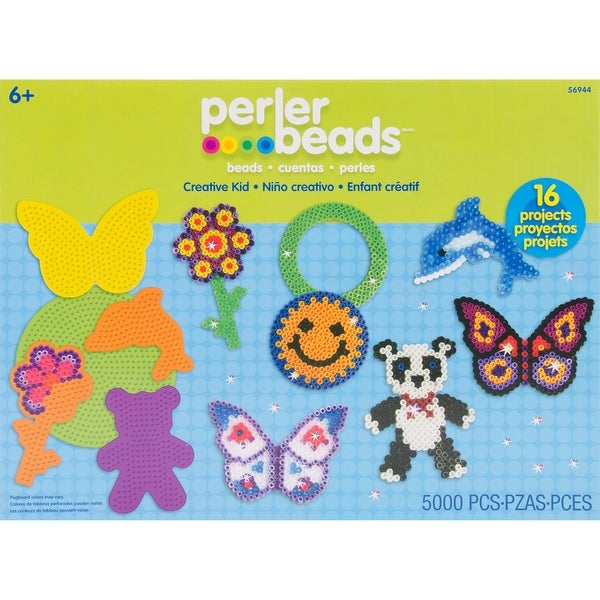 Perler Fused Bead Kit-Creative Kid