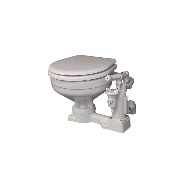 Shop Raritan Ph Superflush Toilet W Soft Close Lid Ph