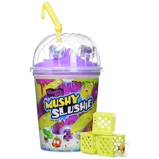 The Grossery Gang Mini Figure Mushy Slushie Collector's Cup