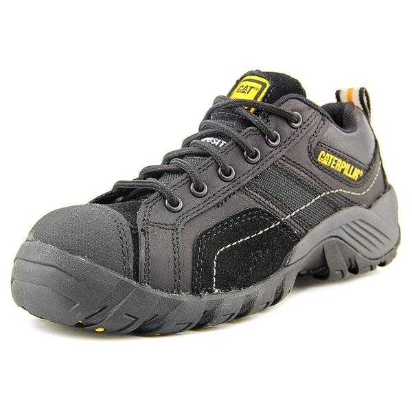 Caterpillar Argon Women W Steel Toe Leather Work Shoe