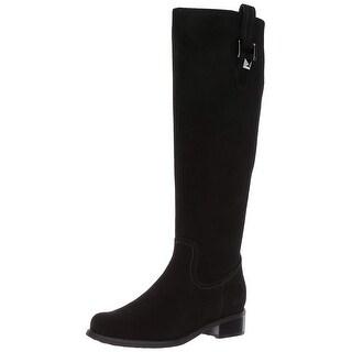Blondo Women's Velvet Waterproof Riding Boot