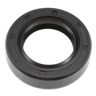 Oil Seal, TC 25mm x 40mm x 10mm, Nitrile Rubber Cover Double Lip - 25mmx40mmx10mm