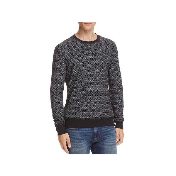 143d033e2 Shop Sovereign Code Mens Ingram Pullover Top Fitness Printed - Free ...