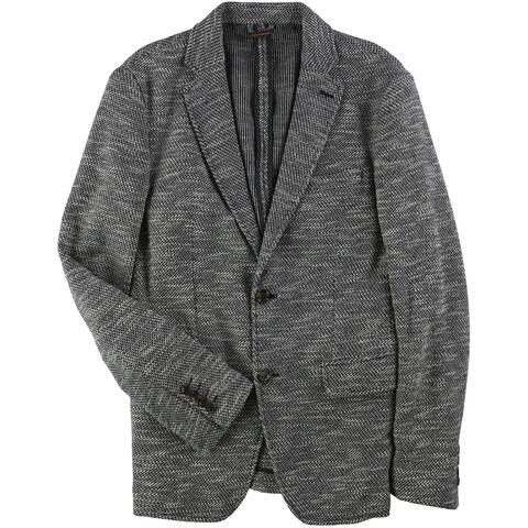 Tasso Elba Mens Classic-Fit Knit Sport Coat