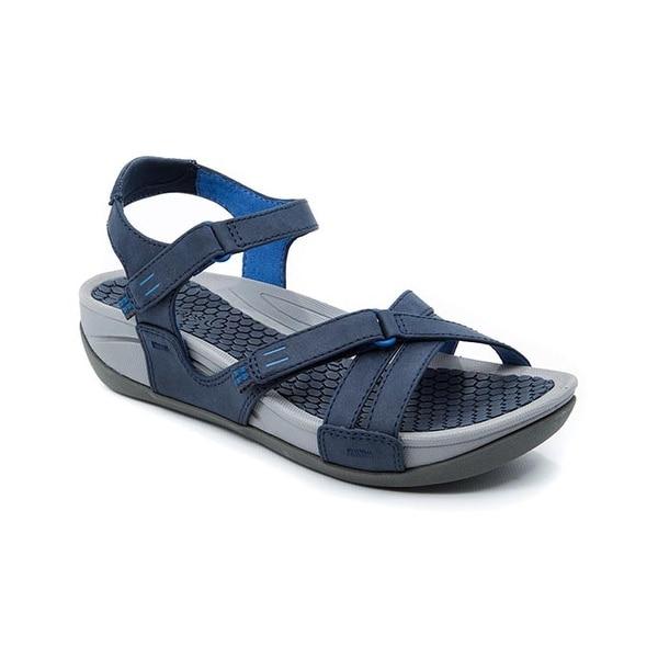 Baretraps Danny Women's Sandals & Flip Flops Navy