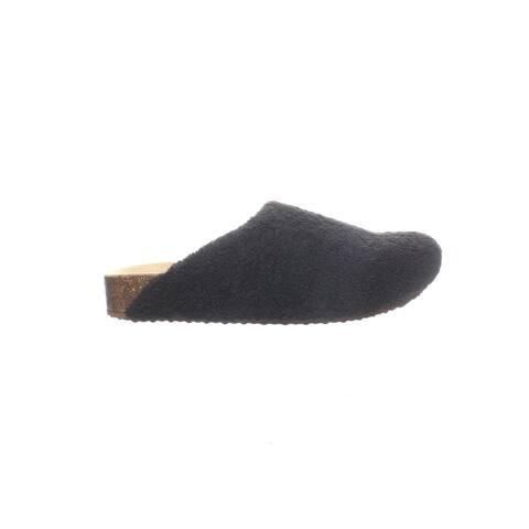 Steve Madden Womens Vesa Black Mules Size 8