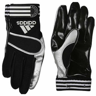Adidas Mens University Le Gloves Football Athletic Gloves