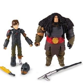 How To Train Your Dragon 2 Figure Battle Pack: Hiccup vs Drago - multi