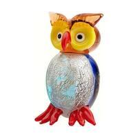 LS Arts MA-095 Milano Owl Multicolor