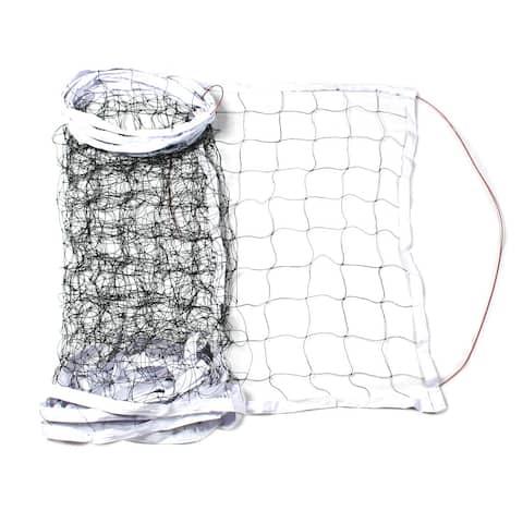 Unique Bargains Unique Bargains Athletic 30.8Ft x 2.5Ft Volleyball Match Nylon Net Netting