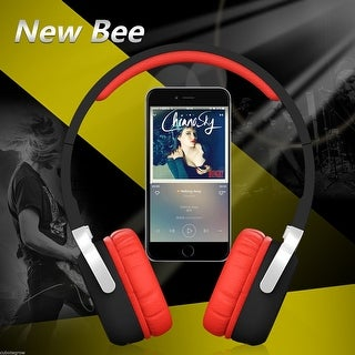 Bluetooth Stereo Headset Headphone NFC Earphone Pedometer APP for Mobilephone PC