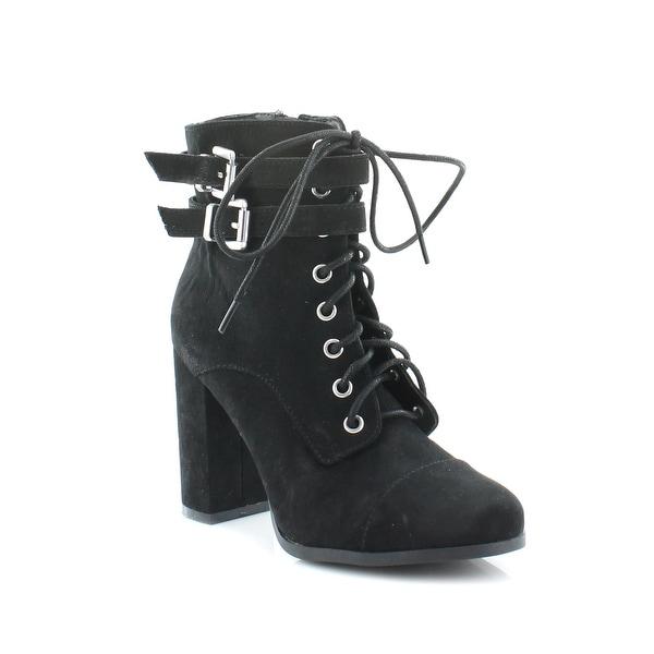 Madden Girl Klaim Women's Boots Black