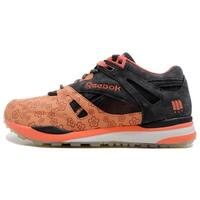 Reebok Men's Ventilator CNT Soft Black-Coral-White M48583 Size 6.5