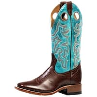 Boulet Western Boots Womens Extralight Square Shoulder Taurus