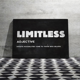 IKONICK Limitless Canvas Art