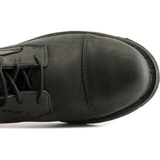 Caterpillar Newfound Men Round Toe Leather Boot