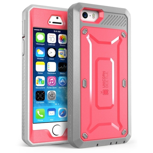 3437573658 iPhone 6s Plus Case, Scratch Resistant, i-Blason Clear Halo for Apple iPhone