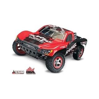 Traxxas T1X-5807621RDB Slash VXL 2WD Brushless Car, Black & Red