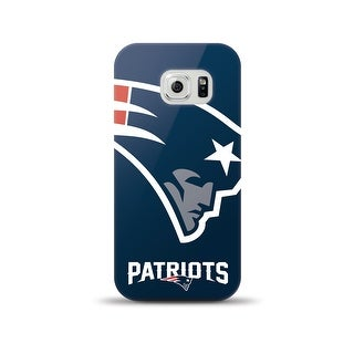 Mizco Sports NFL Oversized Snapback TPU Case for Samsung Galaxy S6 (New England