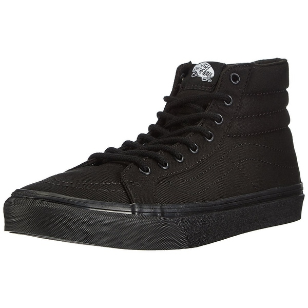 28ff696aa93cf Shop Vans SK8-Hi Slim Skate Shoes - Free Shipping Today - Overstock ...