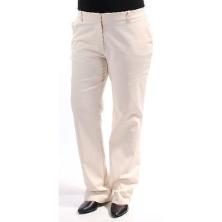 Link to JONES NY Womens Ivory Wear To Work Pants  Size 12 Similar Items in Pants
