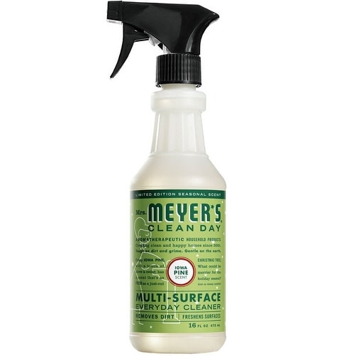 Mrs Meyers Clean Day 17424 Multi-Surface Cleaner, 16 Oz, Iowa Pine