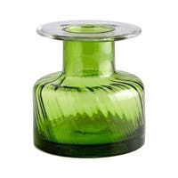 """Cyan Design 5866 7.5"""" Small Apothecary Vase - Green - N/A"""