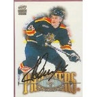 Ivan Novoseltsev Florida Panthers 2001 Pacific Paramount Autographed Card This item comes with a c