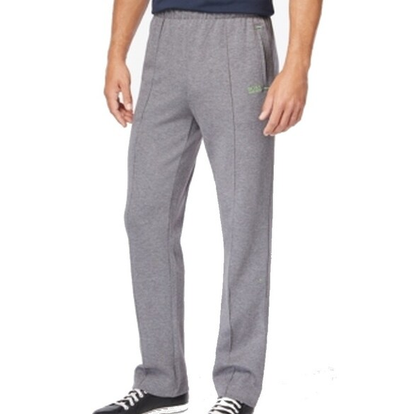 07ebd9ee Shop Boss Hugo Boss NEW Heather Gray Mens Size 2XL Pull-On Stretch Pants -  Free Shipping On Orders Over $45 - Overstock - 19565008