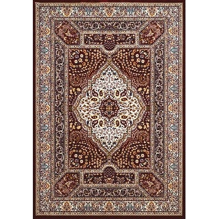 Link to Westfield Home Heirloom Damaris Area Rug Similar Items in Farmhouse Rugs