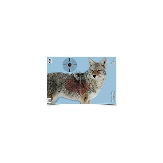 Birchwood casey 35405 b/c pregame coyote tgt 3-16.5x24