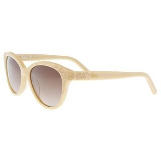 Chloe CE3605S 275 Poudre Cat Eye Sunglasses - 50-15-130
