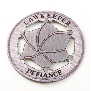 Defiance Lawkeeper Embroidered Patch
