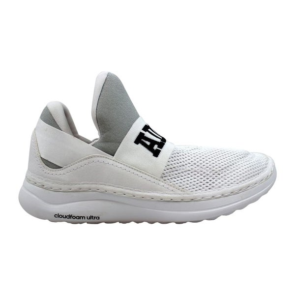 f47c4c4b0b538 Shop Adidas Cloudfoam Plus Zen White AQ5859 Men s - Free Shipping ...