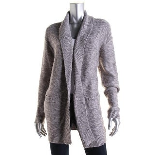 BP. Womens Wool Blend Open Front Cardigan Sweater - XS