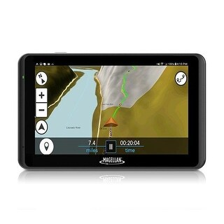 Magellan 5in. TR5 LCD Non-Ruggedized Version with Windshield Mount