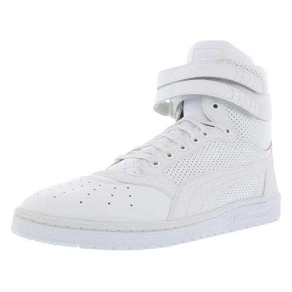 Puma Sky II Hi Mono Texture Men's Shoes - 13 d(m) us