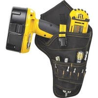 Custom Leathercraft Cordless Drill Holster 5023 Unit: EACH