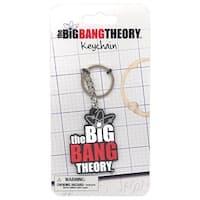 The Big Bang Theory Logo Keychain - Multi
